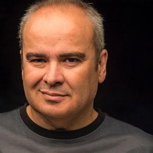 Retrato Javier Sirvent